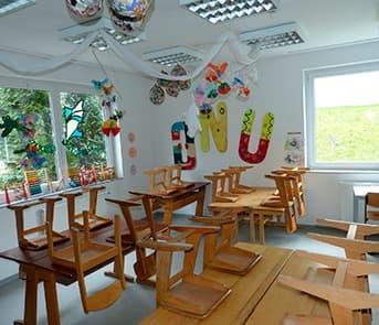 Оформление учебного кабинета как продукт проктной деятельности