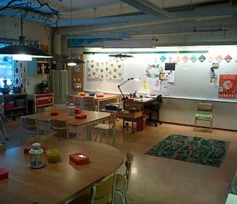 Оформление учебной лаборатории как продукт проктной деятельности
